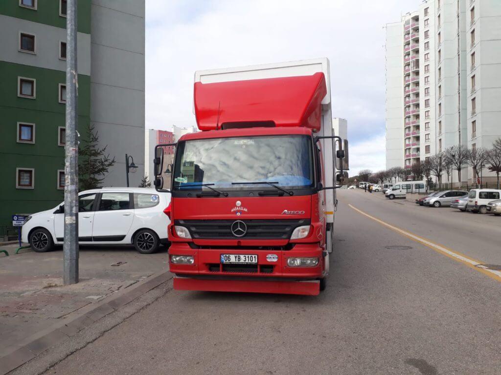 Altındağ Taşımacılık